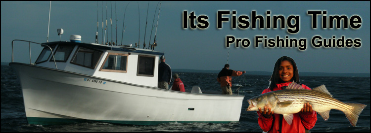Contact its fishing time charters for Ri fishing charters